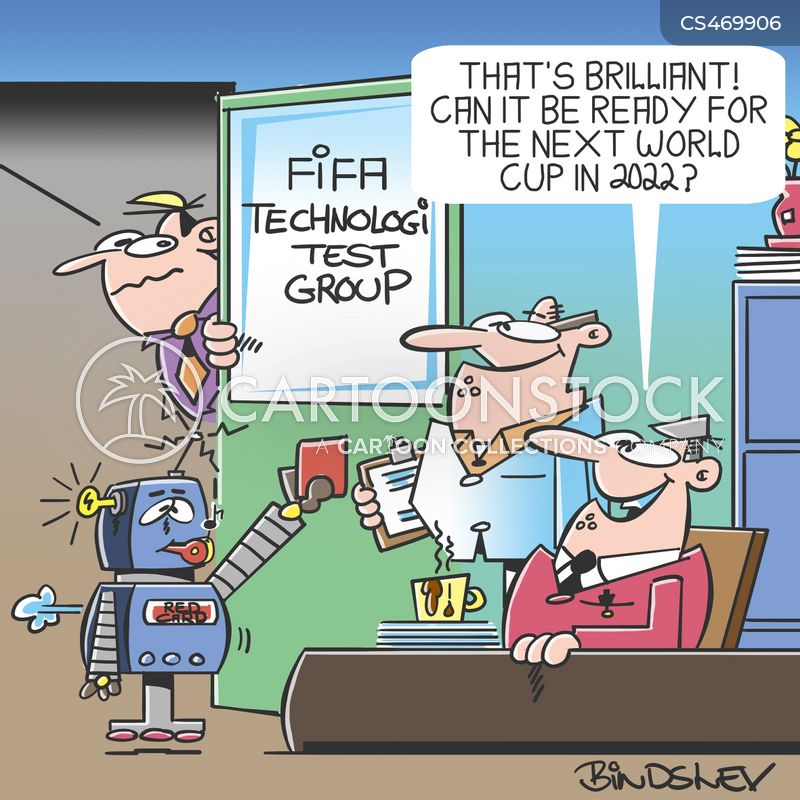 Fifa World Cup Cartoons and Comics - funny pictures from CartoonStock 559e679fc