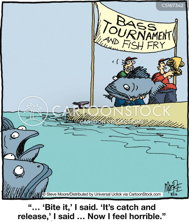 Funny fish comic - photo#19