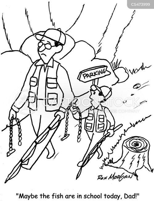bonding trip cartoon