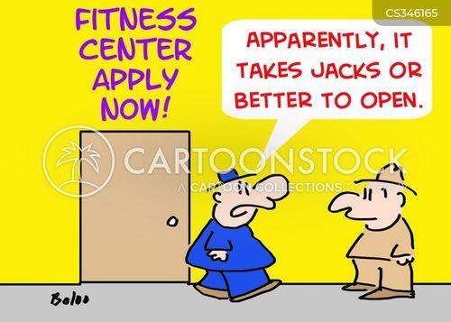 jacks cartoon