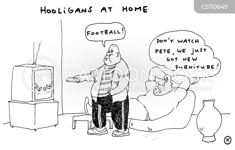 hooligans cartoon