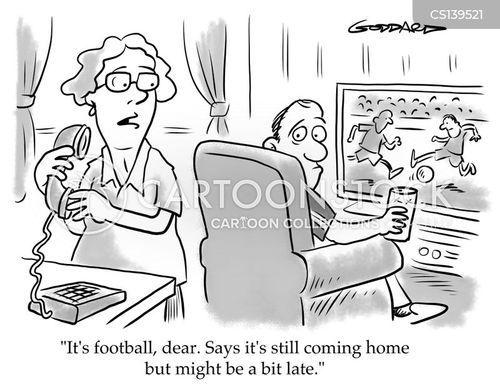 national team cartoon