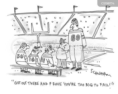 football coaches cartoon