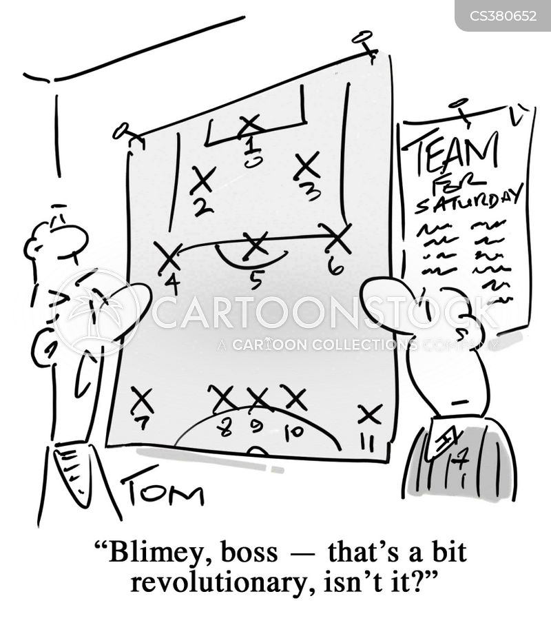 formations cartoon