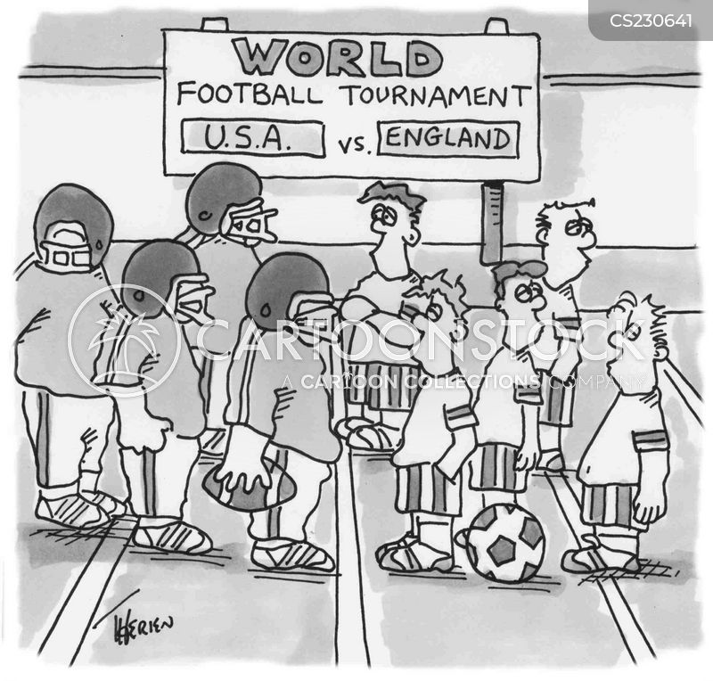 international game cartoon
