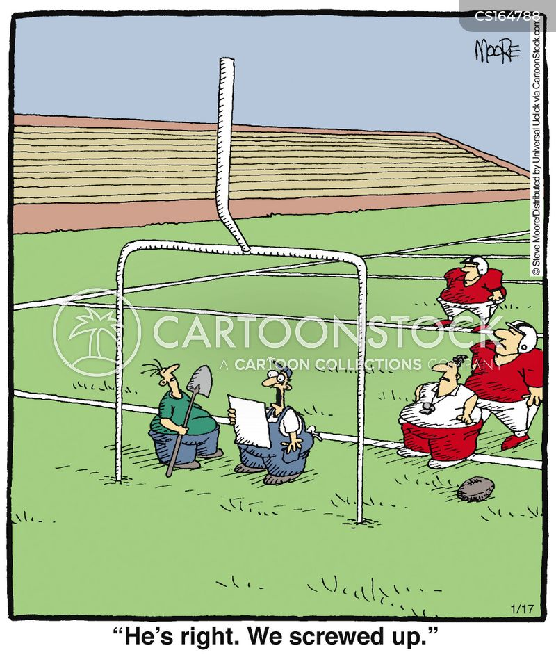 mistakes cartoon