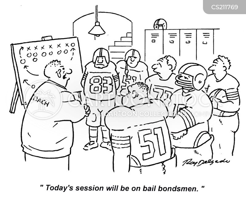 team talk cartoon