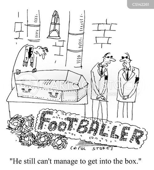 offside rule cartoon
