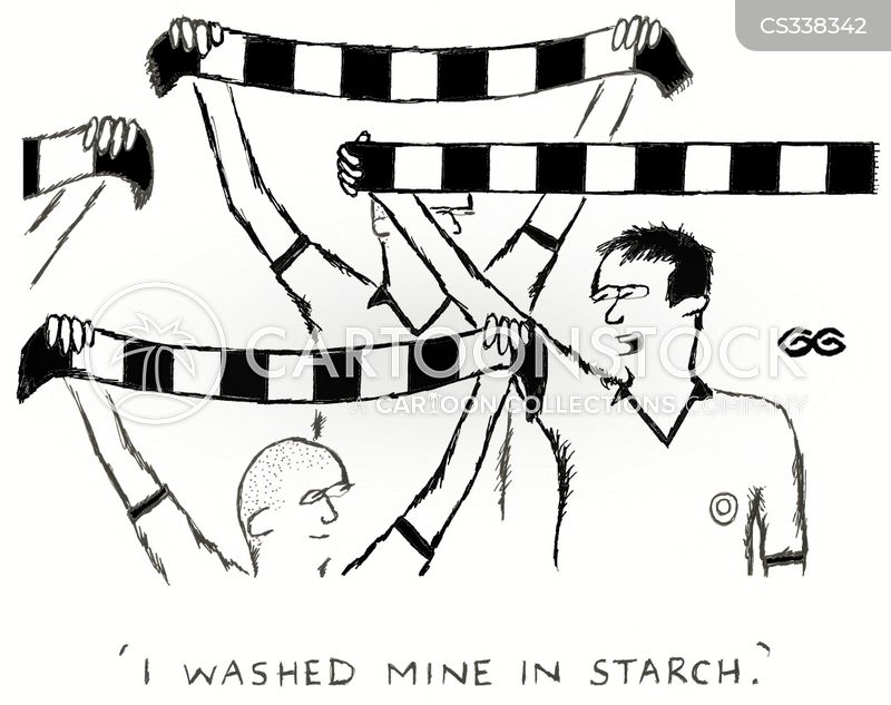 starch cartoon