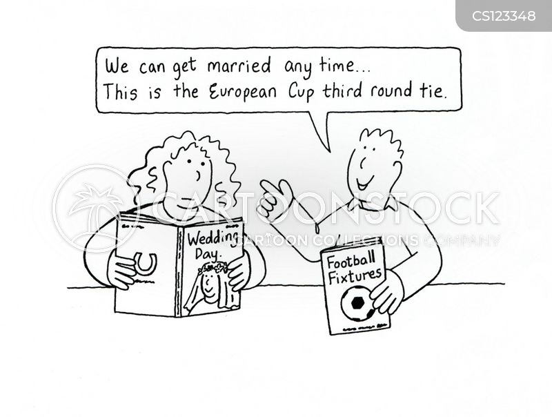 gender wars cartoon