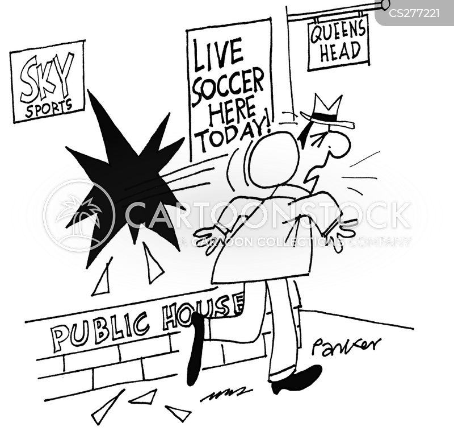 live sport cartoon