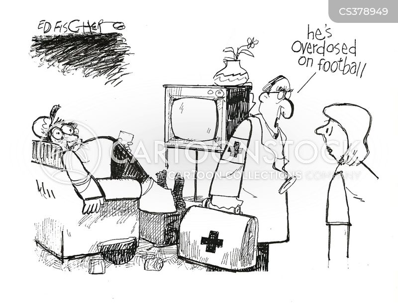 too much of a good thing cartoon