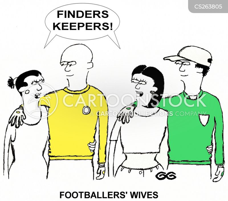 wives and girlfriends cartoon