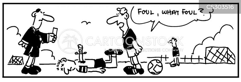 Yellow Cards cartoons, Yellow Cards cartoon, funny, Yellow Cards picture, Yellow Cards pictures, Yellow Cards image, Yellow Cards images, Yellow Cards illustration, Yellow Cards illustrations