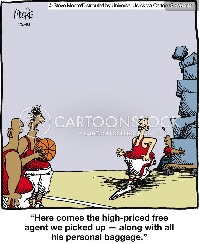 free agent cartoons and comics funny pictures from cartoonstock