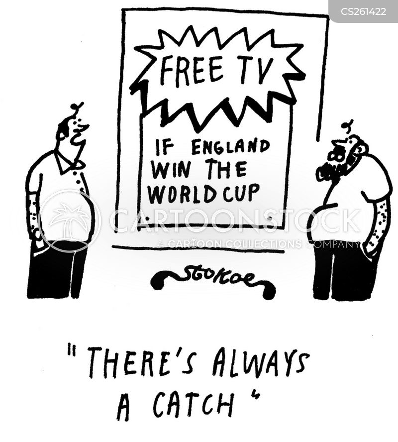 football world cup cartoon
