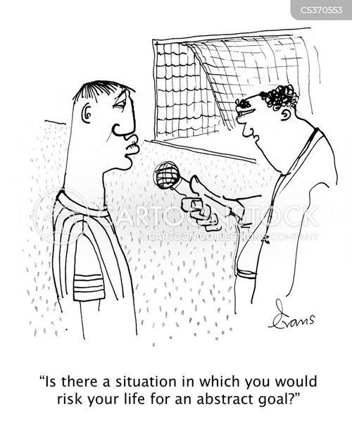 footie cartoon