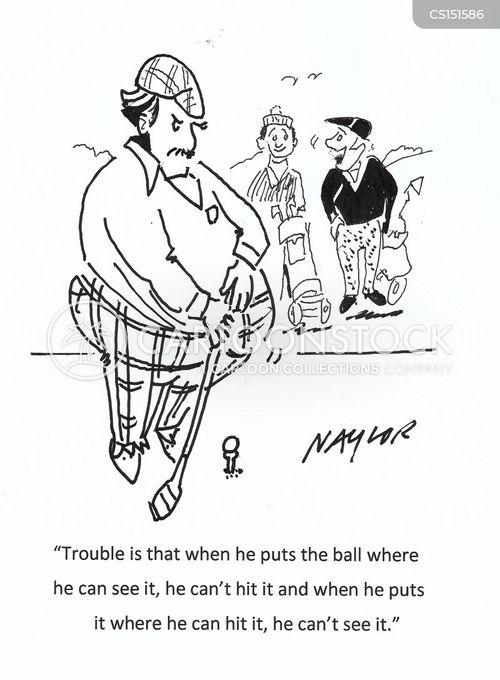 fat shamer cartoon
