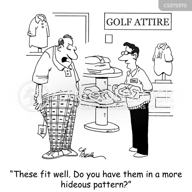 Golf Attire cartoons, Golf Attire cartoon, funny, Golf Attire picture, Golf Attire pictures, Golf Attire image, Golf Attire images, Golf Attire illustration, Golf Attire illustrations