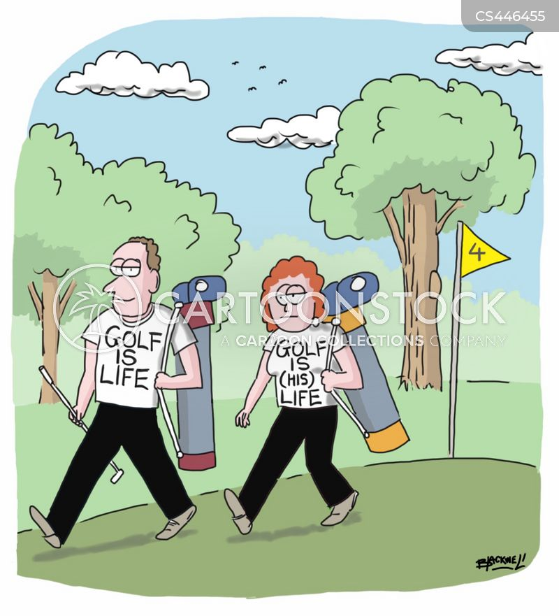Golfing Addicts cartoons, Golfing Addicts cartoon, funny, Golfing Addicts picture, Golfing Addicts pictures, Golfing Addicts image, Golfing Addicts images, Golfing Addicts illustration, Golfing Addicts illustrations