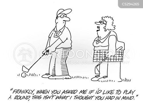 rounds cartoon