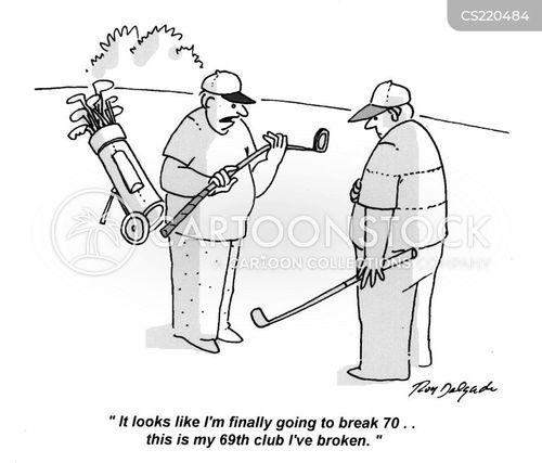 bogeys cartoon