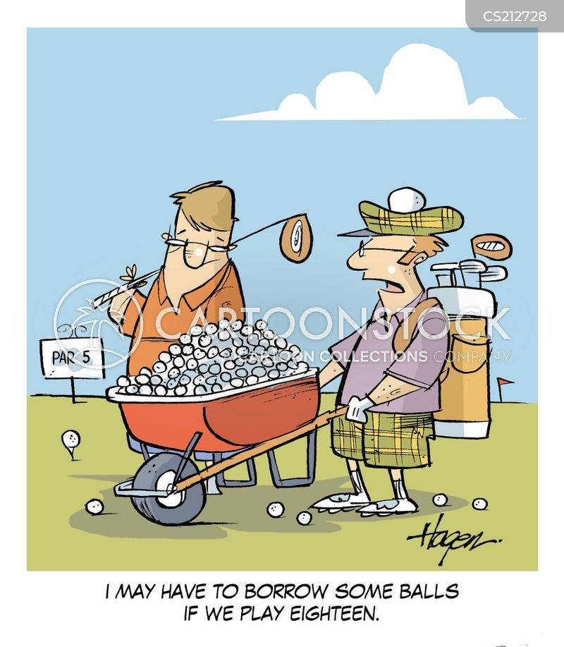 wheelbarrows cartoon
