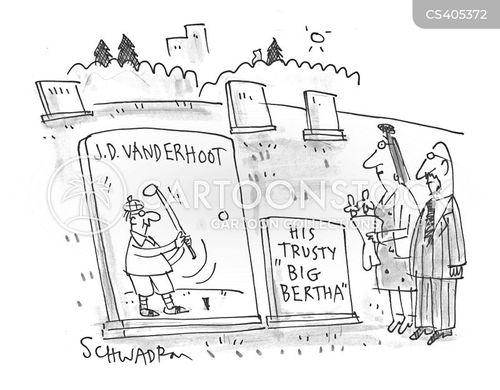 treasured possession cartoon