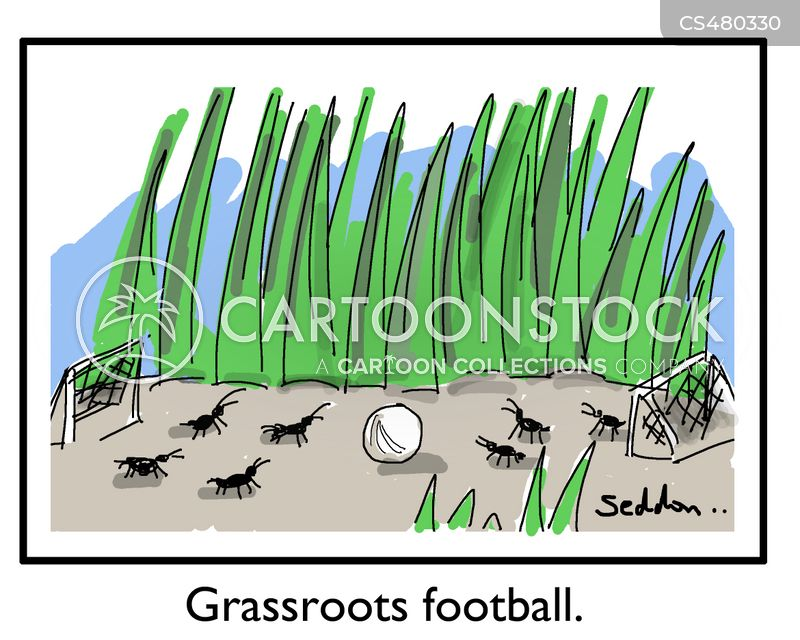 grassroot cartoon