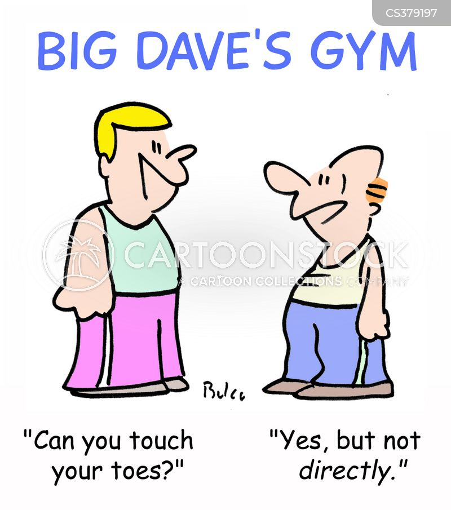 chubbiness cartoon