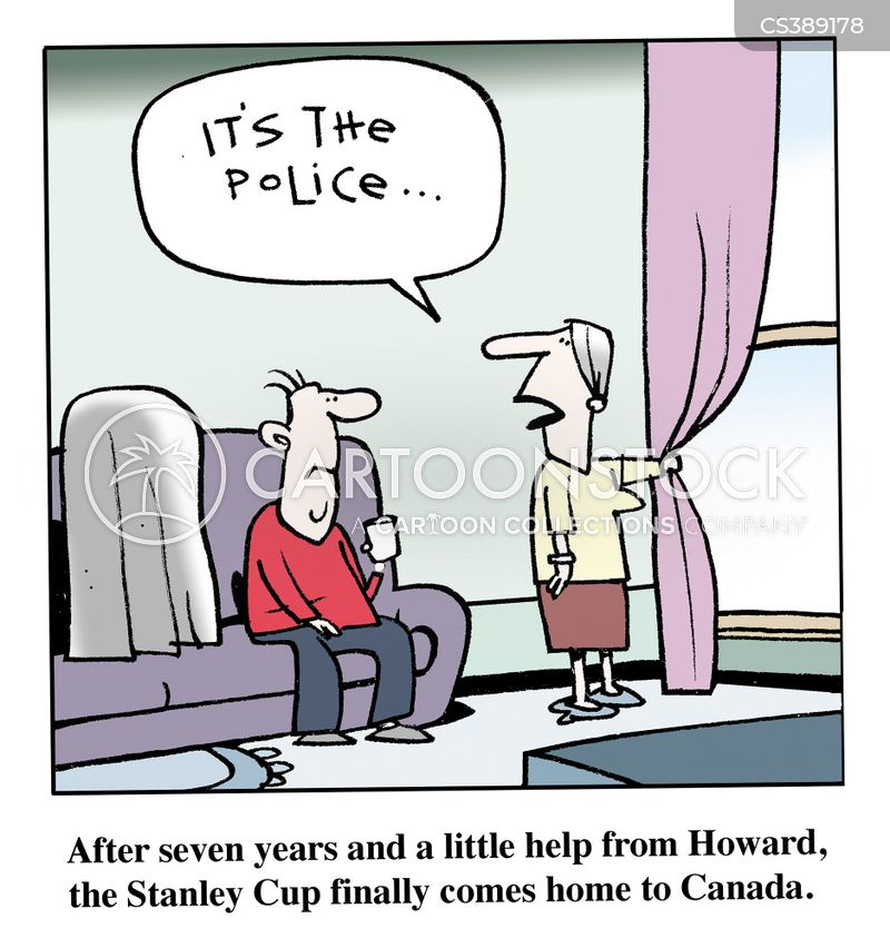 Nhl Cartoons And Comics Funny Pictures From Cartoonstock