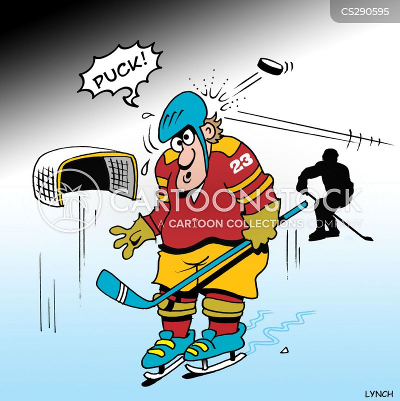 Hockey Team Cartoons And Comics Funny Pictures From Cartoonstock