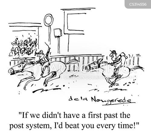 electoral system cartoon