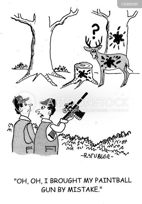 doe cartoon