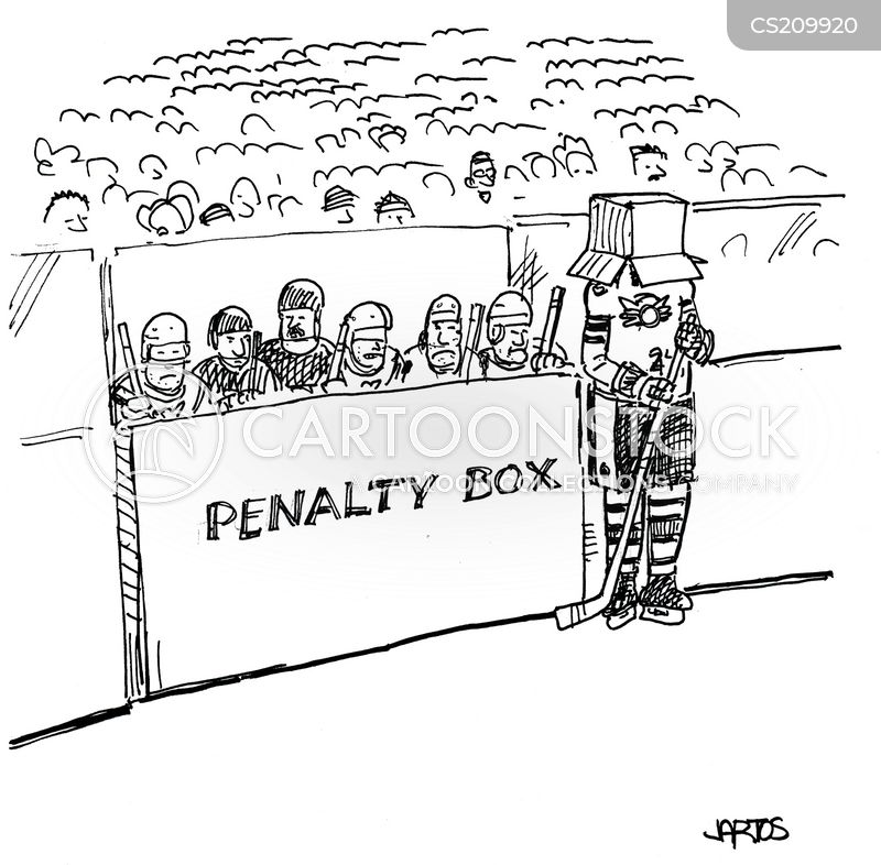 penalized cartoon
