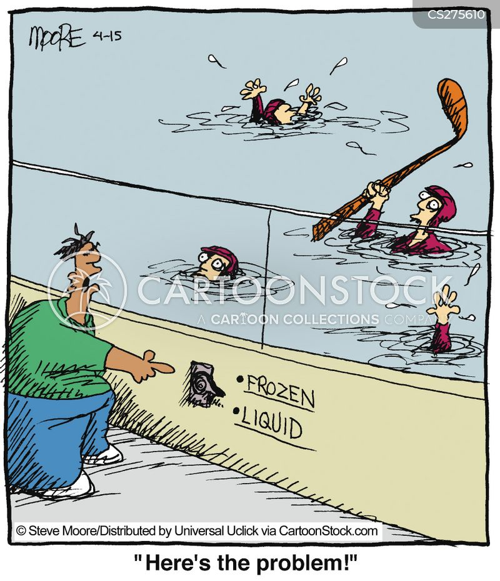liquid cartoon
