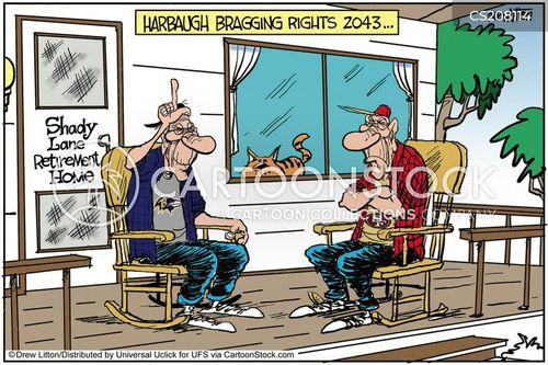 bragging rights cartoon