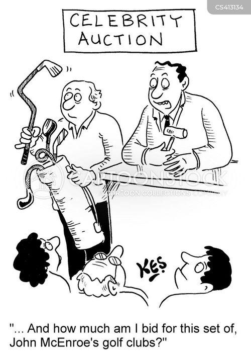 memorabilia cartoon