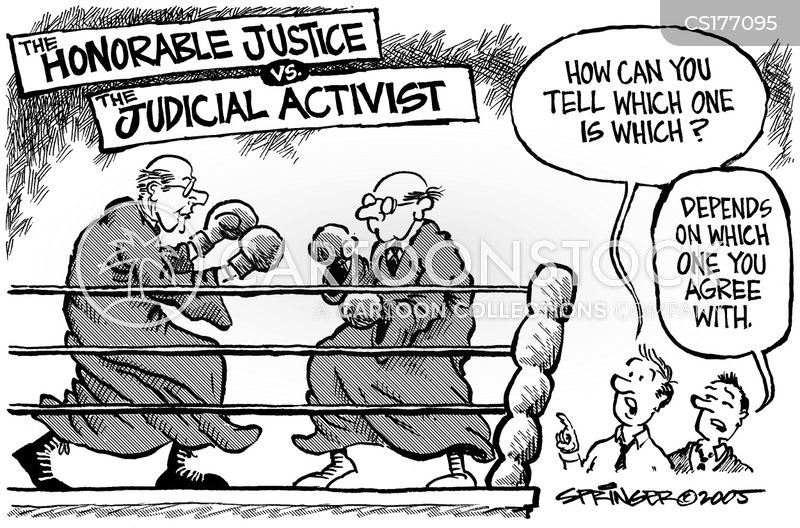 Judicial Activism and the Fight to End Abortion - Judicial ...