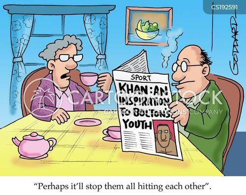 khan cartoon