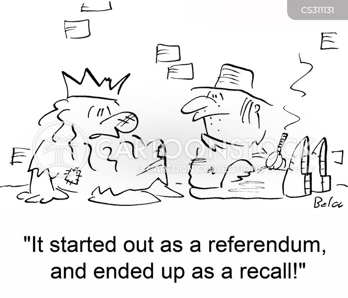 started cartoon
