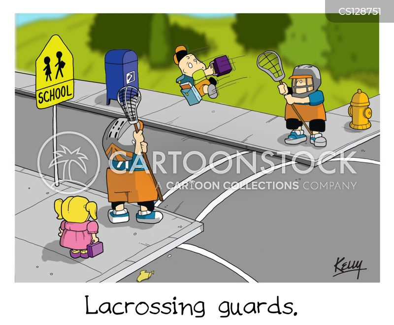 lollipop men cartoon