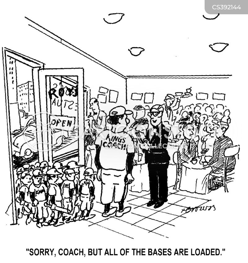 little leagues cartoon