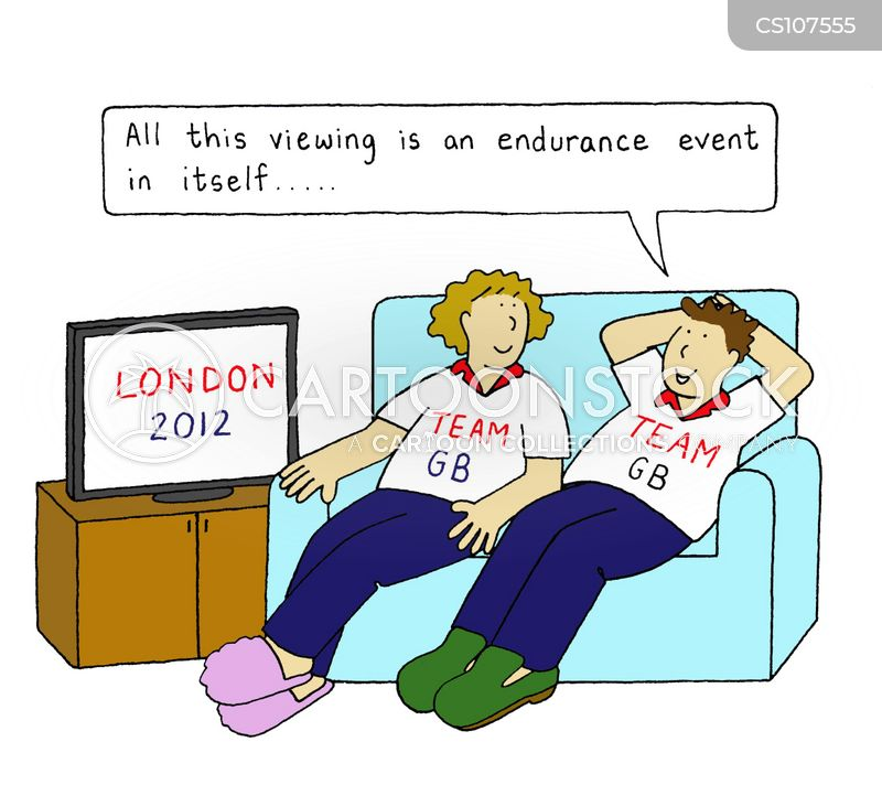 team gb cartoon
