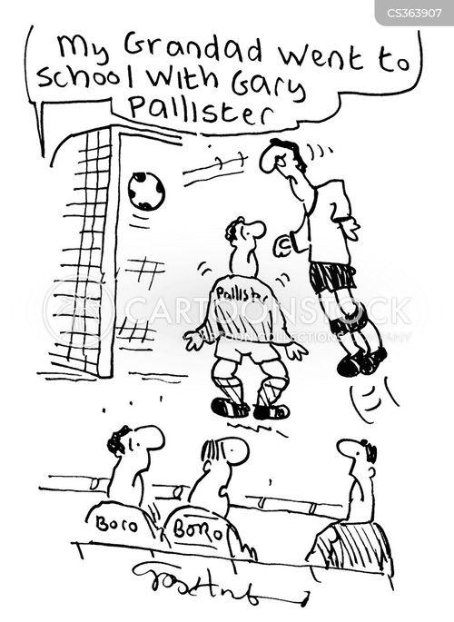 manchester united cartoon