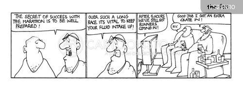feat cartoon