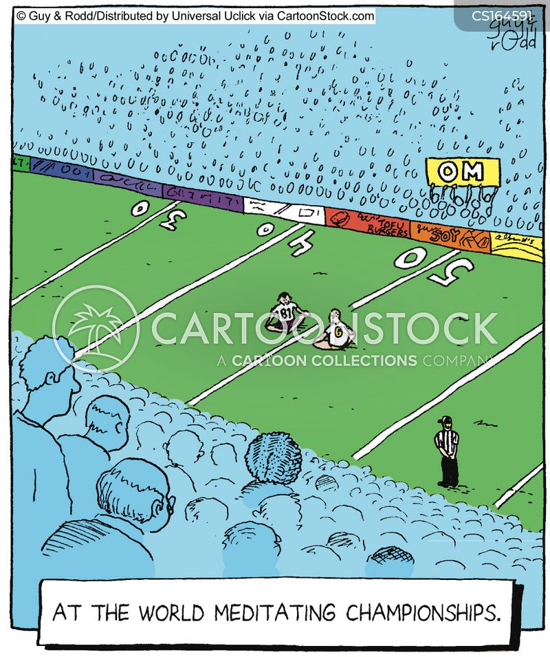 sport cartoon