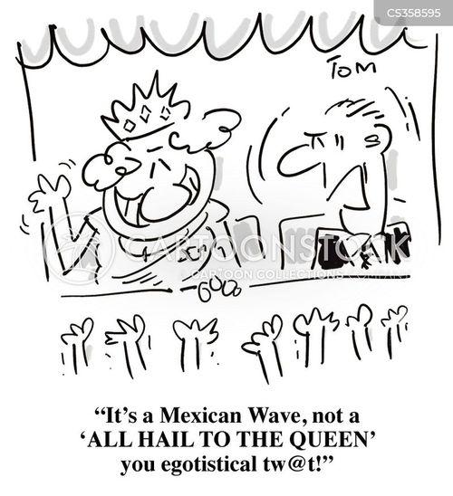 Queen Elizabeth Ii Cartoons And Comics Funny Pictures From Cartoonstock