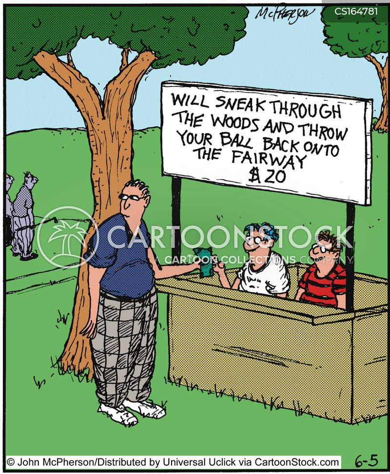 fairways cartoon
