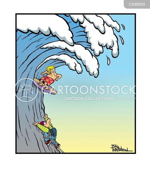 adrenaline junkie cartoon